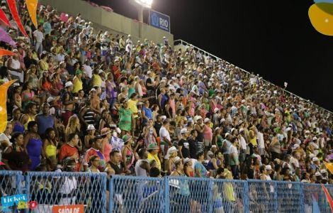 Arquibancadas Carnaval do Rio - Marquês de Sapucaí - Ticket Rio Ingresso Fácil