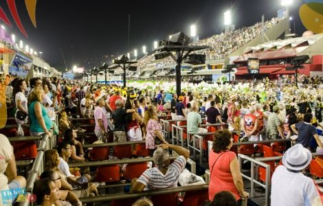Frisas Carnaval do Rio - Marquês de Sapucaí - Ticket Rio Ingresso Fácil
